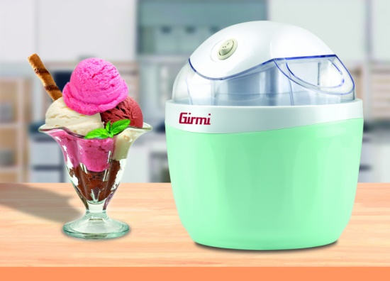 Ice-cream maker Girmi GH02 - 4