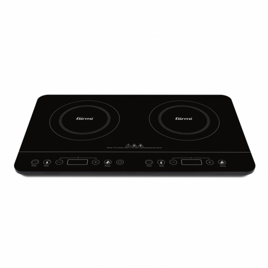 Double induction hob Girmi PI50 - 2
