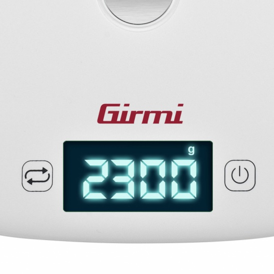 Electronic Kitchen scale Girmi PS02 - HD3