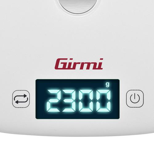 Bilancia da cucina elettronica  Girmi PS02 - 3
