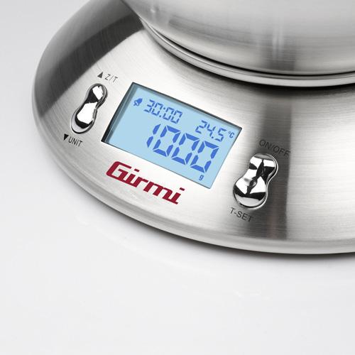 Bilancia da cucina elettronica Girmi PS85 - 2
